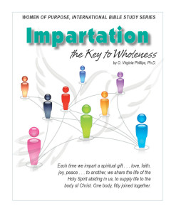 Impartation Book Cover